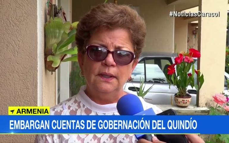 Embargan cuentas de la Gobernación del Quindío por no pagar primas a docentes | Noticias Caracol