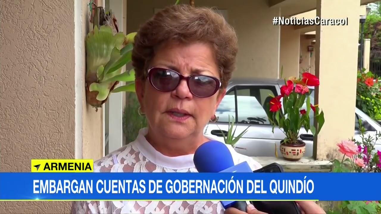 Embargan-cuentas-de-la-Gobernación-del-Quindío-por-no-pagar-primas-a-docentes-Noticias-Caracol