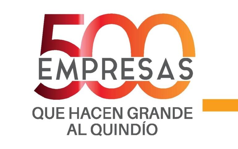 Somos parte de las 500 empresas que hacen grande al Quindío